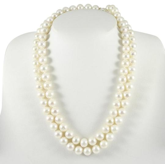 Preload https://img-static.tradesy.com/item/22295837/creamy-white-pearls-yellow-gold-clasp-14k-37-85-9mm-freshwater-strand-necklace-0-1-540-540.jpg