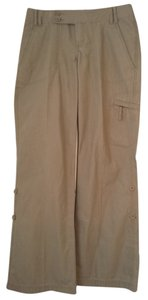 The North Face Heavy Cotton Hiking Relaxed Pants khaki