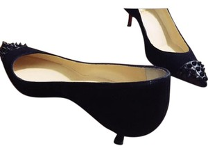 Christian Louboutin Pointed-toe black Pumps