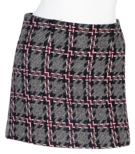Miu Miu Mini Skirt grey