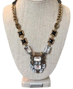 Stella & Dot Black and Gold