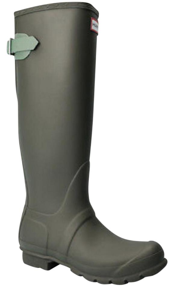 LADY Hunter Olive/Green model Boots/Booties From the latest model Olive/Green c9572f