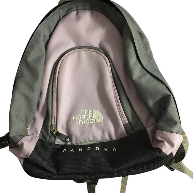 Item - Small Purple Fabric Backpack