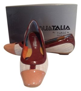 Aquatalia by Marvin K Beige Flats