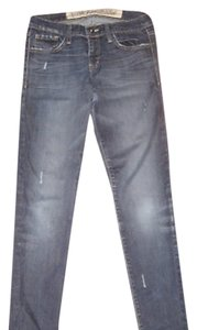 Pookie and Sebastian Skinny Jeans-Distressed