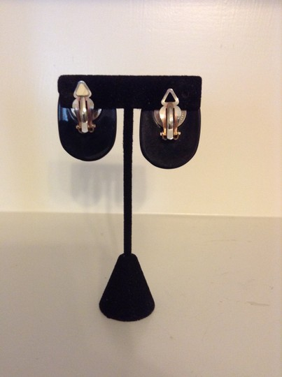 Other Black Clip Earrings