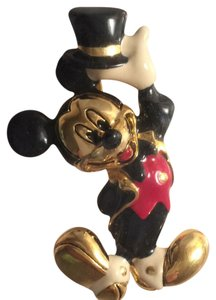 Disney Mickey Mouse in Tuxedo and Tophat in Original Packaging