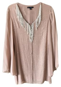 Sheri Bodell Top blush