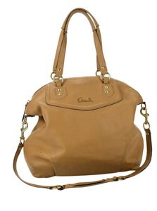 Coach Satchel in whisky