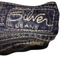 L'academie Distressed Pioneer Boot Cut Jeans Size 28 (4, S) L'academie Distressed Pioneer Boot Cut Jeans Size 28 (4, S) Image 1
