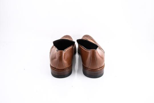 a.testoni Brown * Slip On Loafers Shoes Image 4