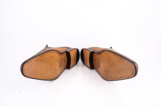 a.testoni Brown * Slip On Loafers Shoes Image 6