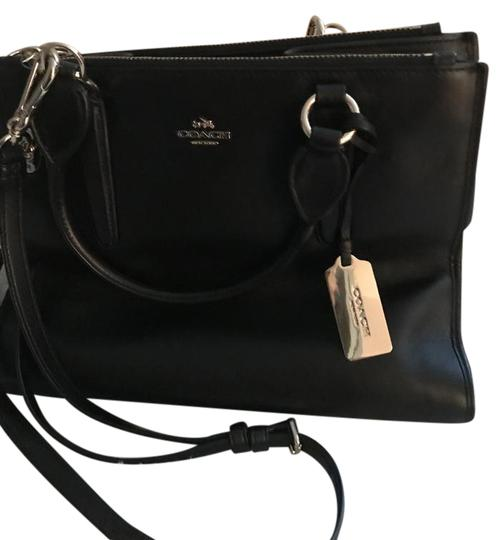 Coach New Taylor Bette Mini Leather Cross Body Bag Image 0