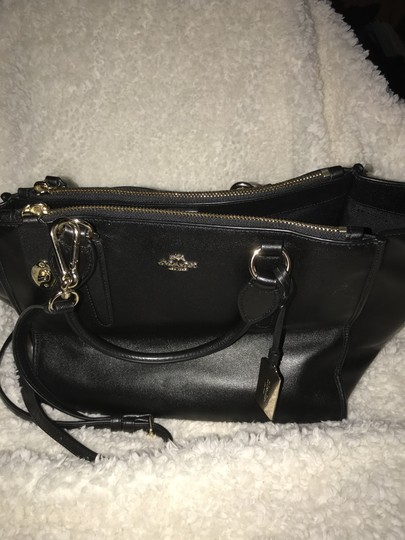 Coach New Taylor Bette Mini Leather Cross Body Bag Image 3