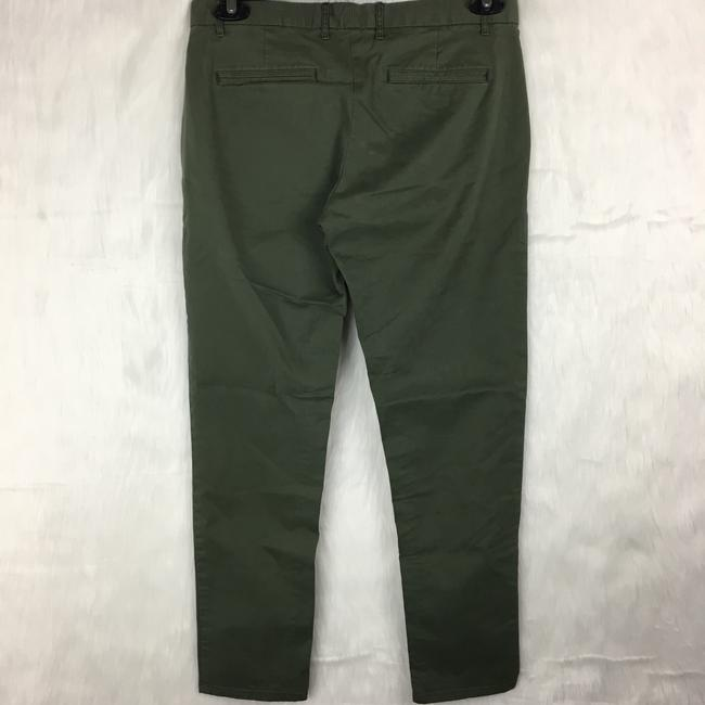 Gap Skinny Pants Green Image 1