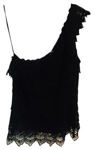 C. Luce Top Black