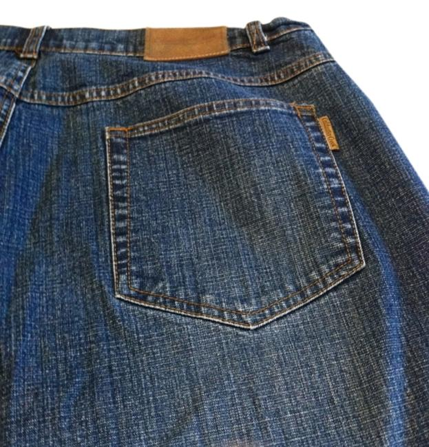 Coldwater Creek Relaxed Fit Jeans-Light Wash