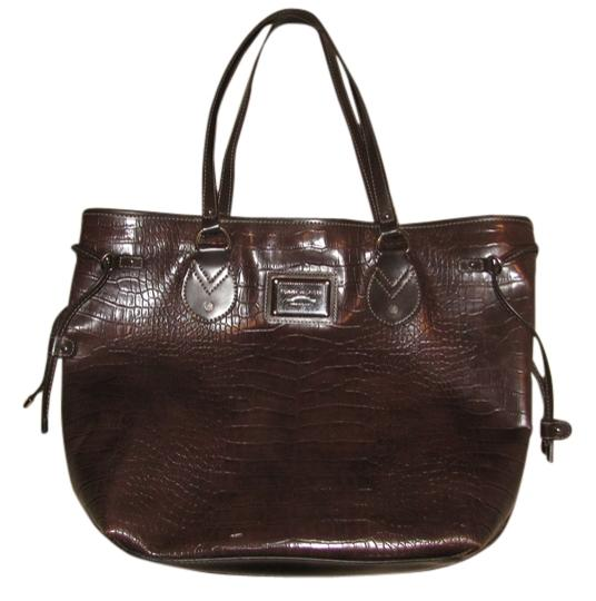 Tommy Hilfiger Satchel in Brown
