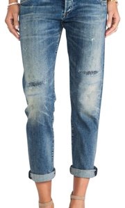 Citizens of Humanity Boyfriend Cut Jeans