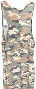 Forever New short dress Green camo Stretchy on Tradesy