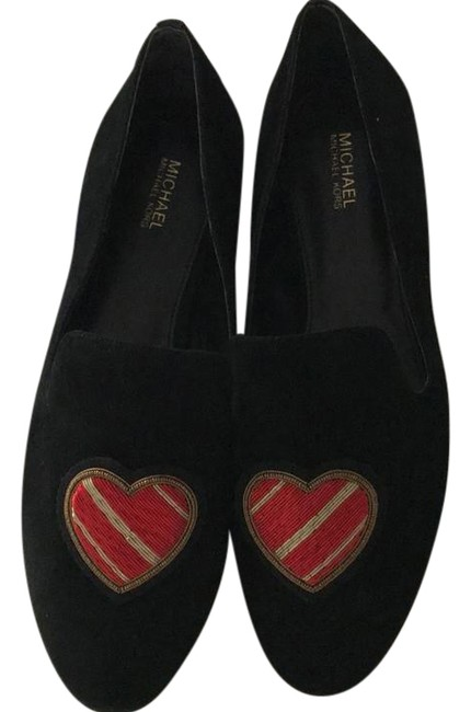 Item - Black Natasha Flats Size US 8 Regular (M, B)