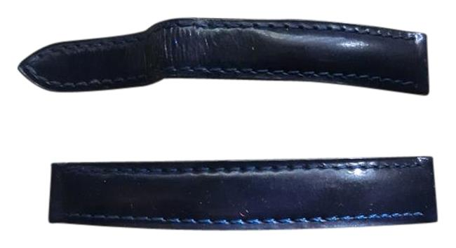 Item - Navy Blue Watch Straps For Deployant Buckle