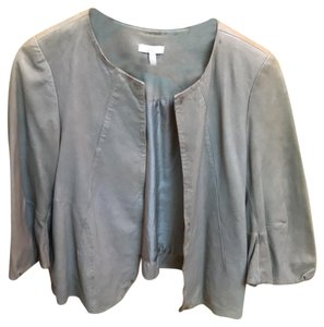 Joie Taupe Leather Jacket