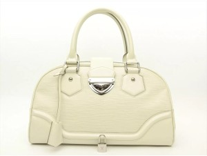 Louis Vuitton Tote in ivory