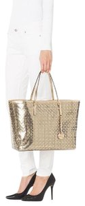 Michael Kors Tote in gold mutt