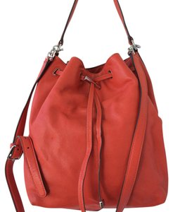 Tory Burch Drawstring Bucket Hobo Bag