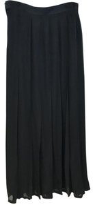 Anne Klein Maxi Skirt Black