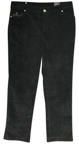 Style & Co Straight Pants Black