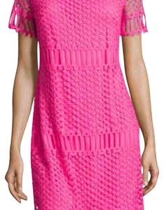 Julia Jordan short dress Hot Pink on Tradesy