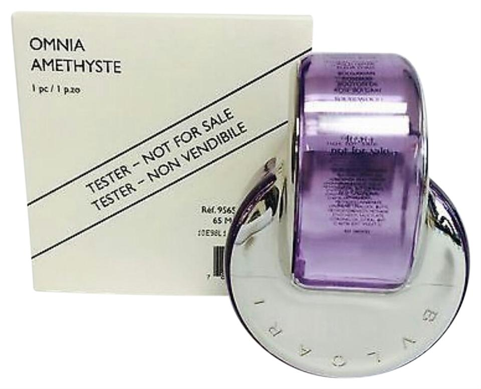 BVLGARI OMNIA AMETHYSTE BY BVLGARI- BOXED TESTER-ITALY Image 0 ... f2e3352d0ee