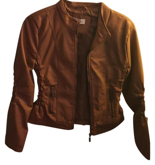 Preload https://img-static.tradesy.com/item/22305695/charlotte-russe-brown-jacket-size-8-m-0-1-650-650.jpg