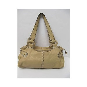 Cole Haan Tan Leather Handbag Shoulder Bag