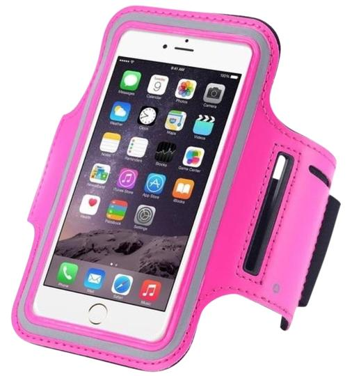 Preload https://img-static.tradesy.com/item/22305869/pinkgray-seaside-arm-wallet-case-tech-accessory-0-1-540-540.jpg