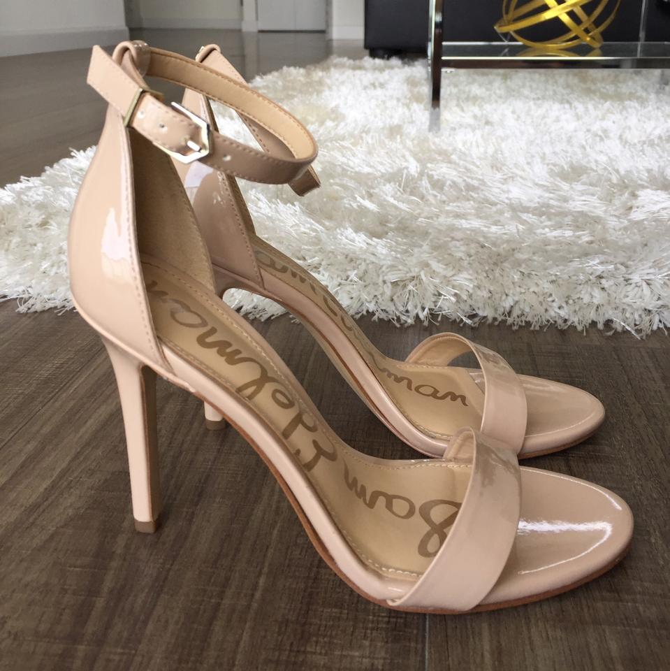 c217b1be3ad Sam Edelman Beige Amee Ankle Strap Sandal Formal Shoes Size US 6.5 ...