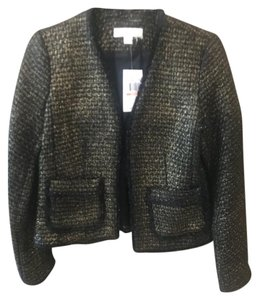 MICHAEL Michael Kors Black and gold Blazer