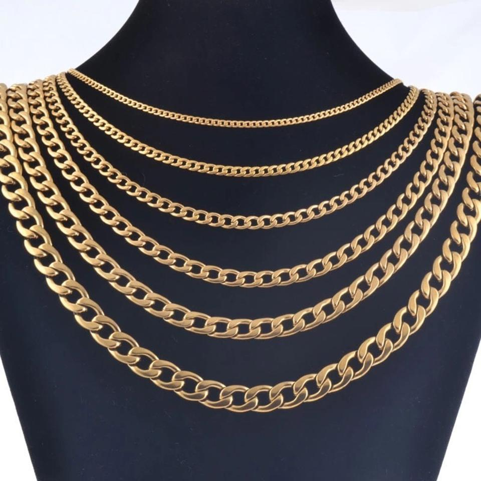 cuban product saudi price gold from s mens filled arabia sa men chain yellow necklace souq en