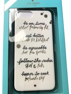 Kate Spade NWT Kate Spade Resolution IPHONE 7 PLUS COMOLD CASE