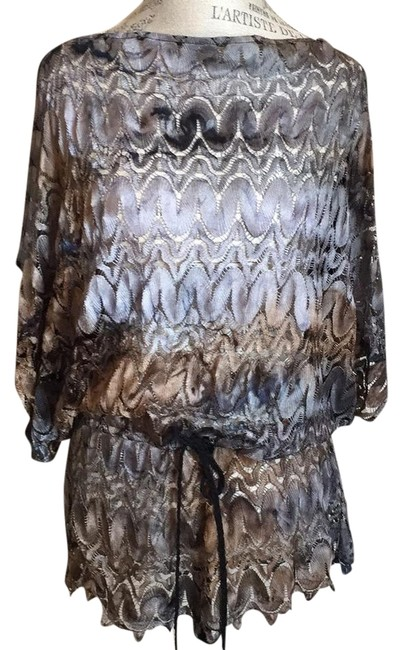 Preload https://img-static.tradesy.com/item/22306005/ombre-lace-tunic-size-10-m-0-1-650-650.jpg