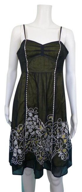 Item - Black By Anthropologie Short Cocktail Dress Size 2 (XS)