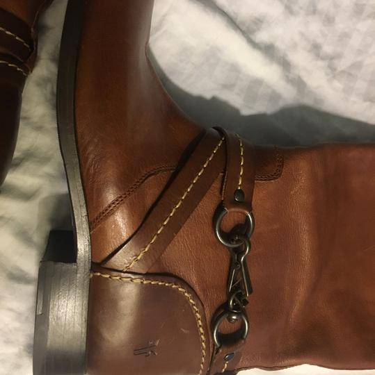Frye Brown - copper brown Boots