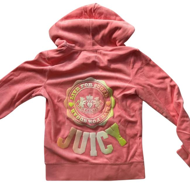Item - Pink Tracksuit Activewear Outerwear Size 8 (M)