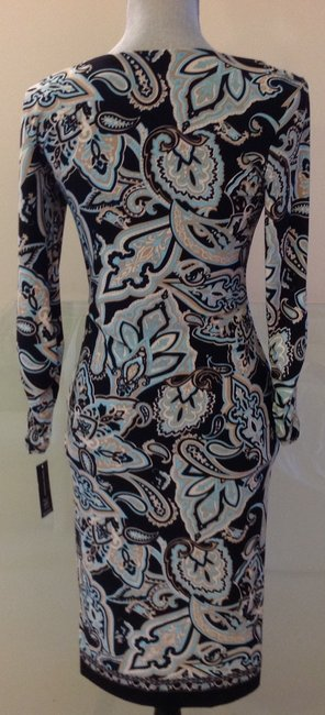 INC International Concepts Size M Longsleeve Date Office Dress
