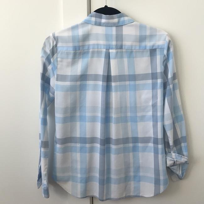 Uniqlo Button Down Shirt blue