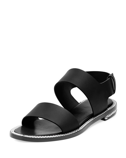 Preload https://item5.tradesy.com/images/givenchy-black-classic-chain-wrapped-two-band-flats-sz-euro-sandals-size-eu-36-approx-us-6-regular-m-22306474-0-1.jpg?width=440&height=440