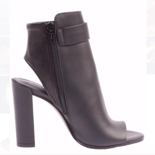 Vince Brigham Booties black Boots