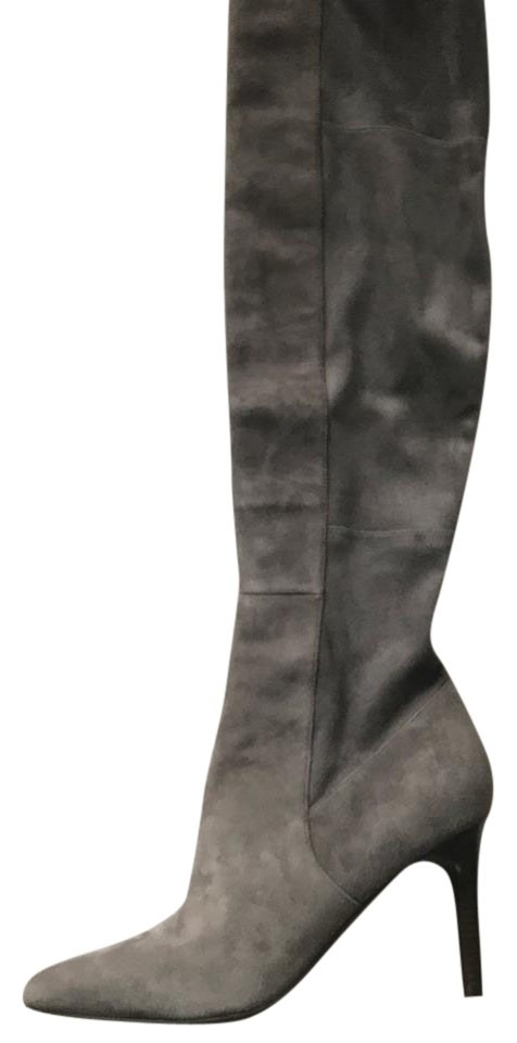 Cole Haan Boots/Booties Gray Over The Knee Boots/Booties Haan 1d92ee